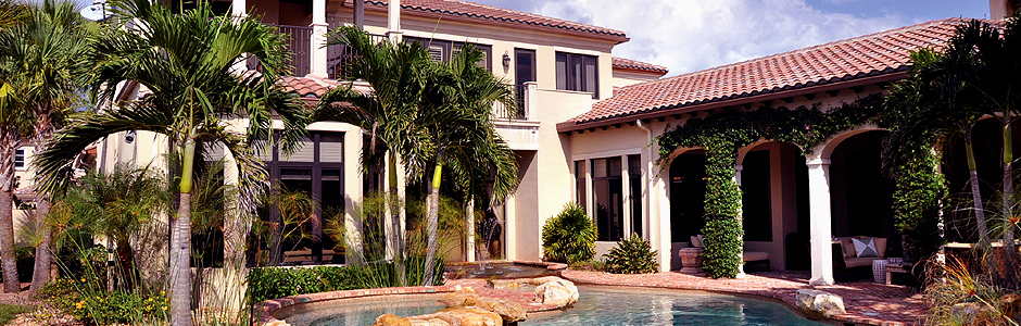 Palm Beach Home on Golf Course